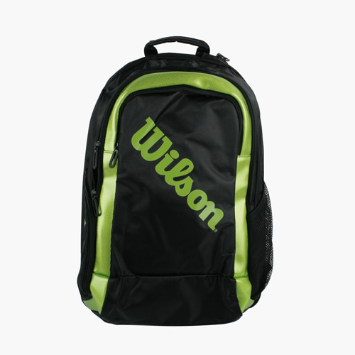 윌슨 WRR6149 BADMINTON BACKPACK 2 블랙/라임