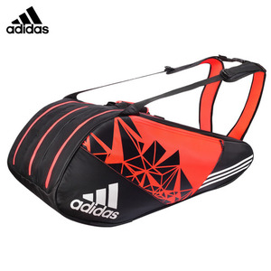 WUCHT P7 12 RACKET THERMO BAG (ORANGE & BLACK) 부흐트 P7 3단 가방 BG110311