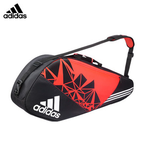 WUCHT P7 4 RACKET THERMO BAG (ORANGE & BLACK) 부흐트 P7 1단 가방