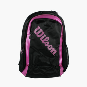 윌슨 WRR6150 BADMINTON BACKPACK 2 블랙/핑크